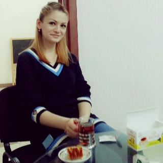 Амина Абакарова