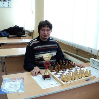 Алексей Важенин