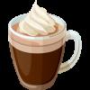Стикер: Ароматный кофе