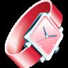 Стикер: Модные часы