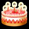 Стикер: С днём рождения!