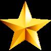 Стикер: Звезда!