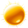 Стикер: Солнце