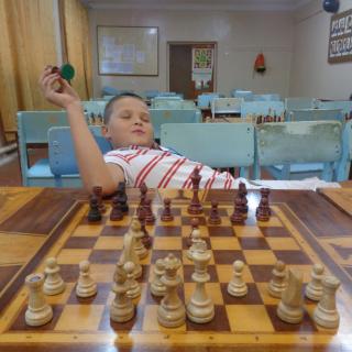 Шахматы в Железногорске