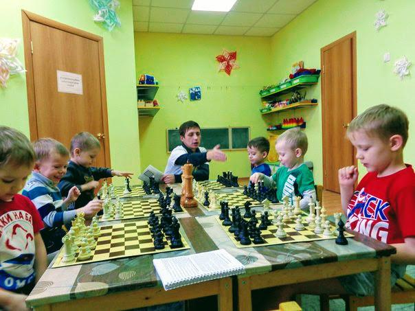 шахматы омск