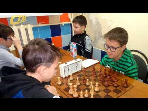 Видеорепортажи о железногорских шахматах